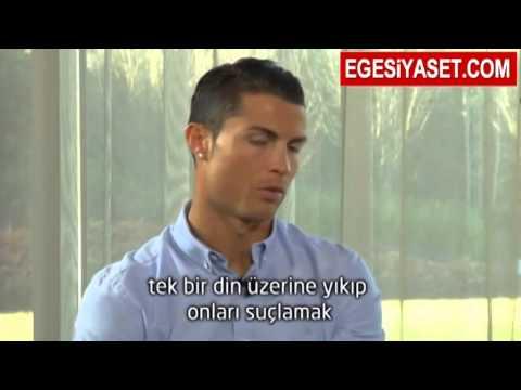 Ronaldo'dan Charlie Hebdo Yorumu: Müslümanları Suçlamak Yanlış