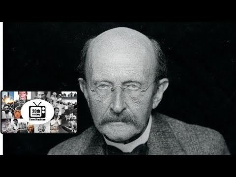 Max Planck and Quantum Physics, Biography of the 1918 Nobel Physics Prize Winner.