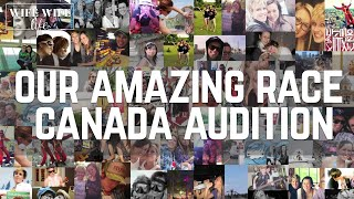 The Amazing Race Canada Season 2 - Laura and Jackie Audition