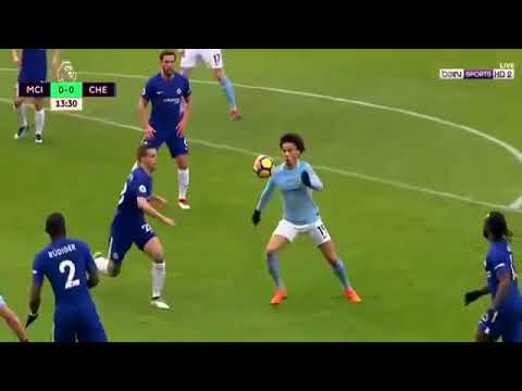 Manchester City vs Chelsea 1-0 Highlights & Goals 5 Jan 2018