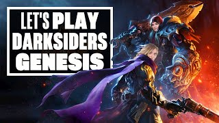 Let's Play Darksiders Genesis - WHERE'S PHIL COLLINS WHEN YOU NEED HIM?