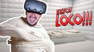 ESTOY MUY LOCO!! (HTC VIVE VR) A Chair in a Room FaRgAn