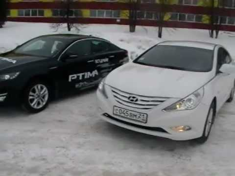KIA Optima vs Hyundai Sonata music video