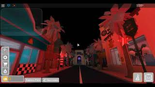 Universal Studios Roblox: Lights of Wonder Light Show