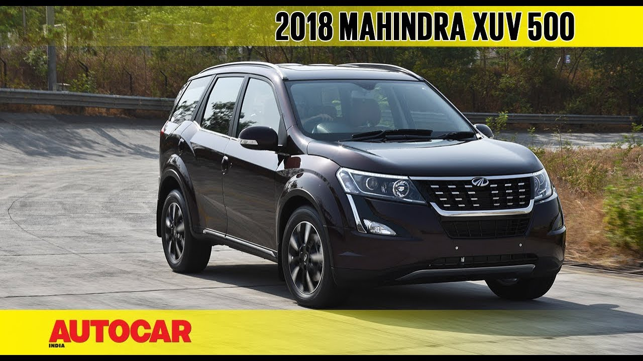 2018 Mahindra Xuv500 Facelift First Drive Review Autocar India