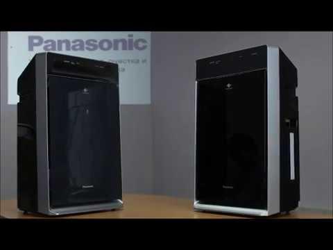 Увлажнитель-очиститель водзуха Panasonic F-VXK70 и F-VXK90 (обзор климатических комплексов).