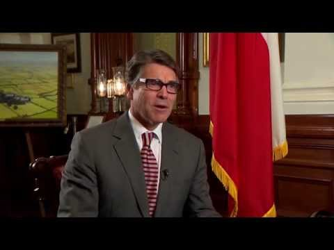 One-on-one with Gov. Rick Perry (SOA January 2015)