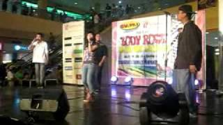 Nobelistas - Kaluguran Daka Oytamu (live at robinsons mall)