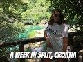 GIRLS HOLIDAY IN CROATIA | ROSIE INDIA