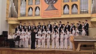 Концертный хор Хоровой школы мальчиков и юношей «Дубна»