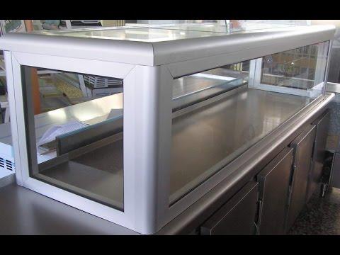 Como hacer puertas de aluminio para cocina youtube for Puertas para cocina integral