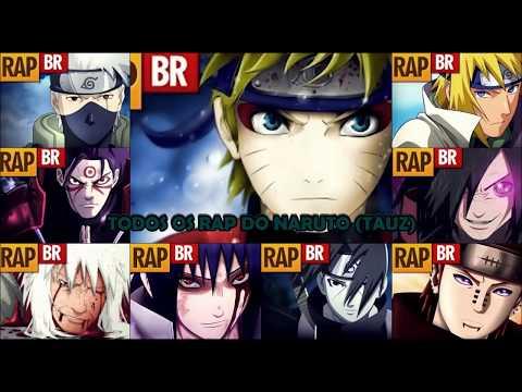 1 Hora de Rap (Naruto) [ TAUZ ] ♩ ♫