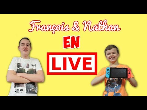 🔴 François & Nathan 🔴