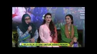 Pengalaman pertama Tya Arifin berlakon di Malaysia