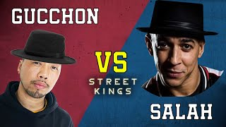 SALAH vs GUCCHON | FINAL - STREET KINGS / ABEMA TV