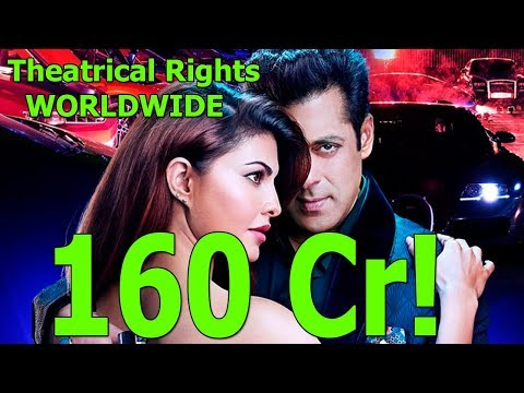 RACE 3 Worldwide Theatrical Rights Almost Locked For 160 Cr With This Production House!