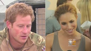 'Suits' Actress Meghan Markle Opens Up About Royal Romance With Prince Harry