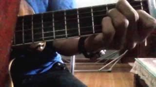 Trăng  Dưới Chân Mình - Thu Phương - WinLucky Guitar Cover