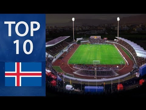 Top 10 Biggest Stadiums in Iceland