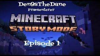 Minecraft story episode 1, kap. 1