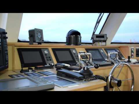 Teaser embarcação Baru Providência - Baru Offshore