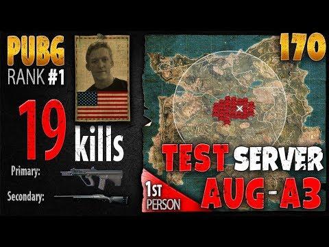 PUBG Rank 1 - Tfue 19 kills [NA] SOLO FPP - PLAYERUNKNOWN'S BATTLEGROUNDS #170