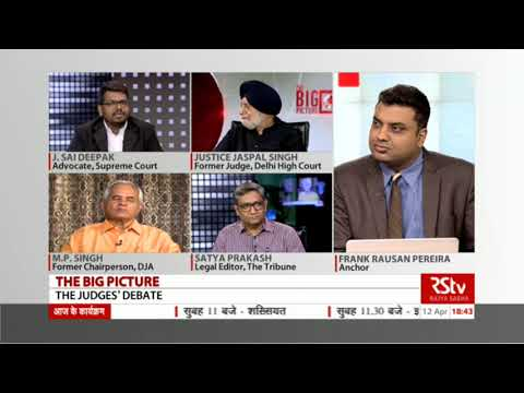 The Big Picture: Supreme Court : The Judges' Debate