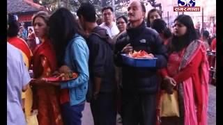 hindu Nepali haruko mahan chad bada Dashain Ko Mahatoo
