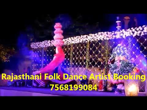 Rajasthani Folk Dance Artist Booking in Indore 7568199084