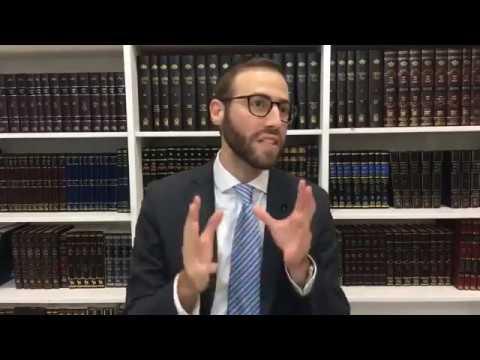 Lighthouse Project - Satellite Classes - Rabbi Yaacov Laredo - Zera Shimshon 12-13-17