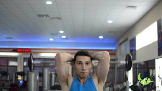 Fitness lessons  | Triceps Extension | УРОКИ ФИТНЕС | HEALTHY LIFE by myhealthcomplex.com