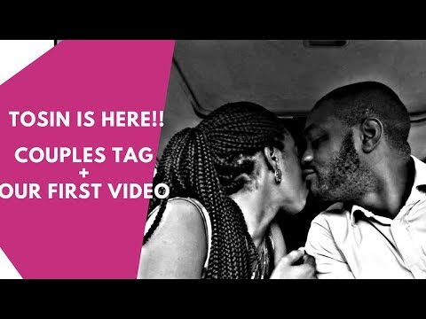 Adenike UnCut 028: Couples Tag | Meet My Lover | Our First Video!