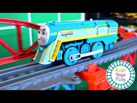 Thomas and Friends World's Strongest Engine Mystery Wheel