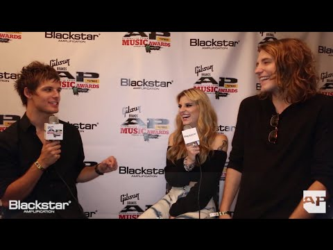 APMAs Blackstar Artist Lounge: I See Stars Interviewed By Juliet Simms