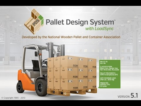 The Pallet Design System - YouTube on Pallet Design  id=12223
