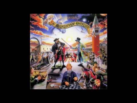 Pendragon - The Masquerade Overture [1996] - Full Album