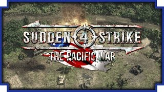 Sudden Strike 4: The Pacific War - (Historical Real Time Strategy Game)