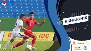 U18 Indonesia thắng dễ U18 Timor-Leste, củng cố ngôi đầu bảng B | VFF Channel
