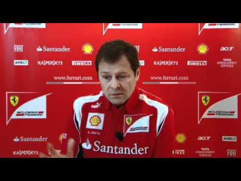 Aldo Costa Ferrari F150