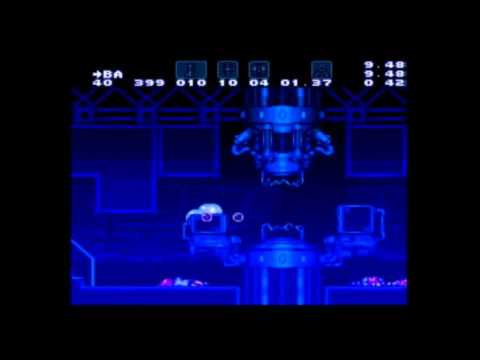 Just another day playing Super Metroid