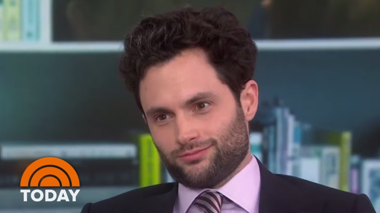 Here's What Penn Badgley Has to Say to Everyone in Love With