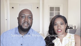 Couples Surviving and Thriving In Quarantine