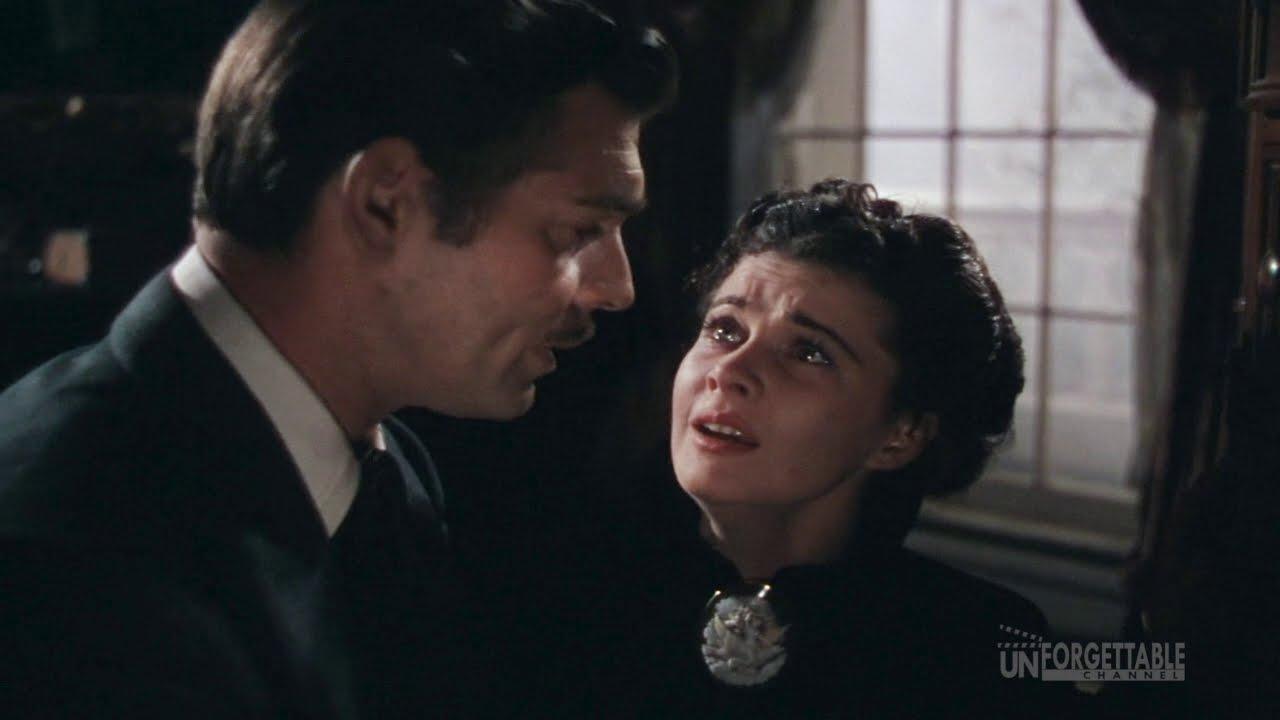 Unforgettable - Via Col Vento (Finale, 1939) Ita HD