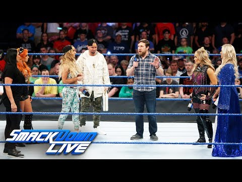 Thumbnail: Daniel Bryan makes a decision regarding the Women's Money in the Bank: SmackDown LIVE, June 20, 2017