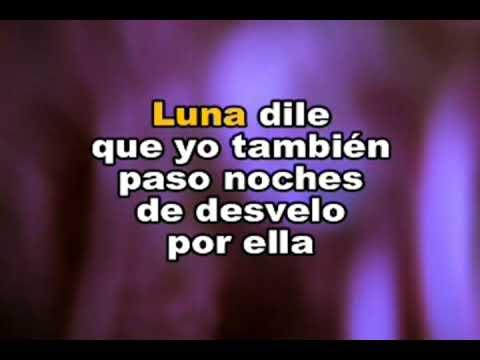 Luna-Don omar-Full Karaoke