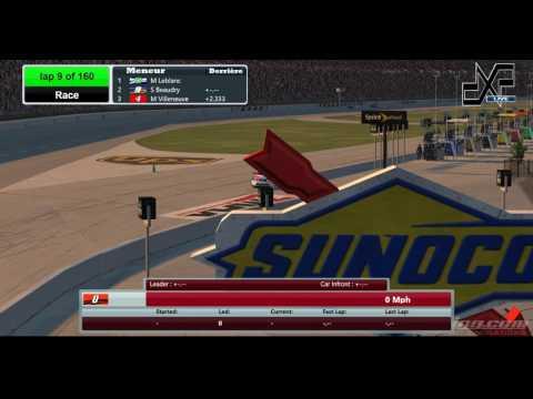 Serie centre du Hobby - Course no13 Texas Motor Speedway