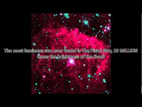 Amazing Astronomy Facts You Probably Didn't Known 5 ...