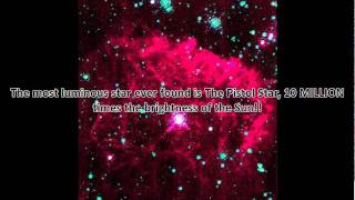 Amazing Astronomy Facts You Probably Didn't Known 5 Minutes Ago!