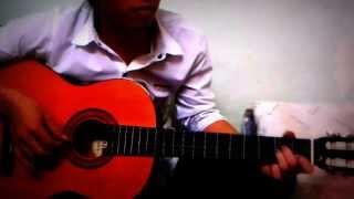 Mưa Thủy Tinh - Khánh Phương ( Guitar cover ) ~ F-iêu Band