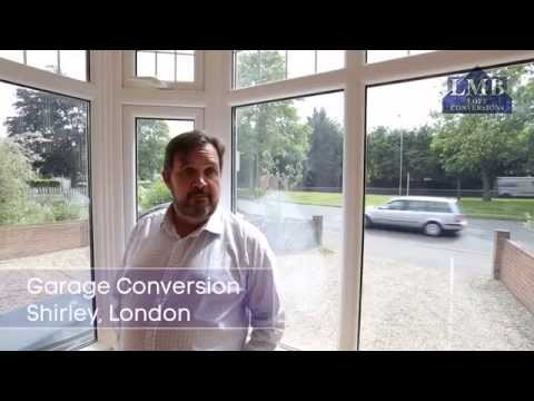 Garage Conversion Testimonial - Shirley, London